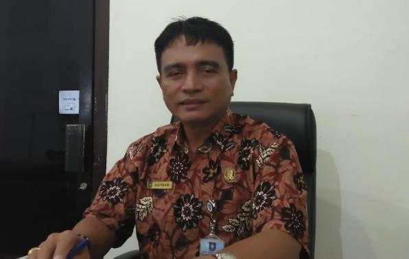 Kepala DKPUS Babel Rakhmadi.