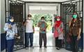 Kegiatan Pendampingan dan Supervisi Perpusnas RI ke DKPUS Bangka Selatan, 16 Oktober 2020.